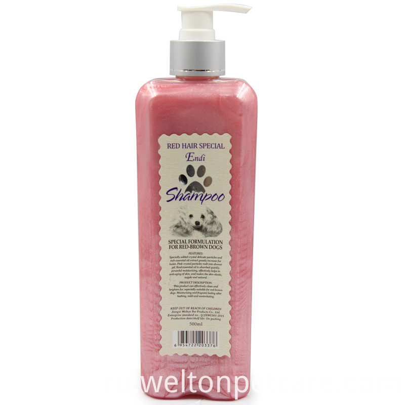Wholesale Popular Promotions dog shampoo products