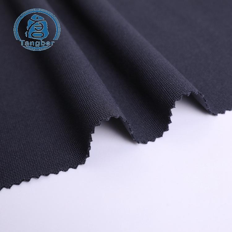 Stretch rib fabric