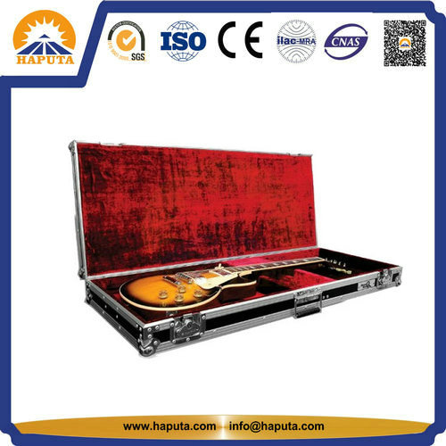 Aluminum Carry Flight Case for Guitar Accessories (HF-5108)