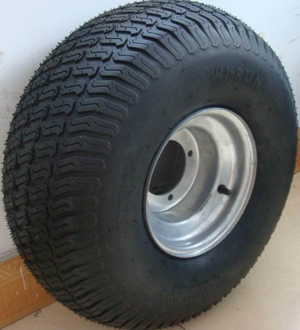 Tubeless Turf Wheel 16X7.50-8 &16X6.50-8 with Suoer Quality