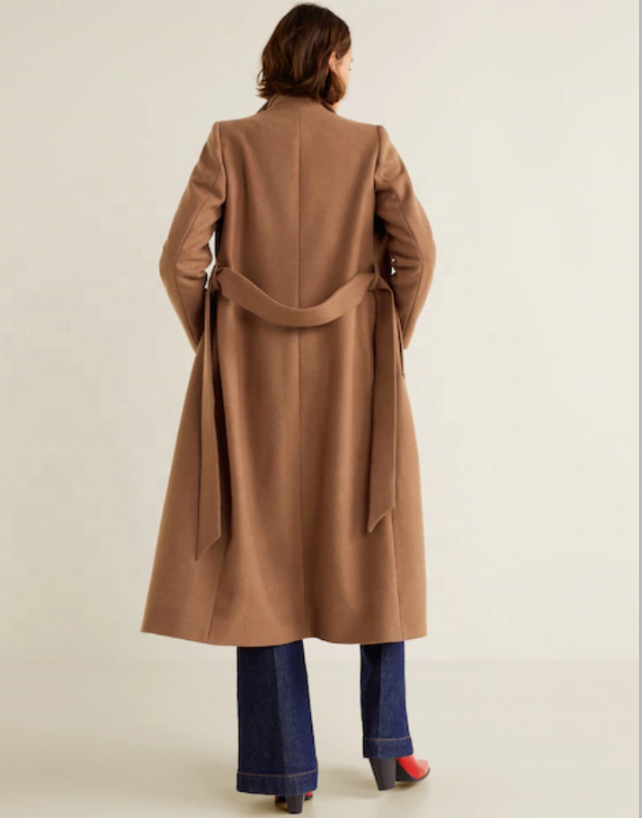 cashmere coat woman