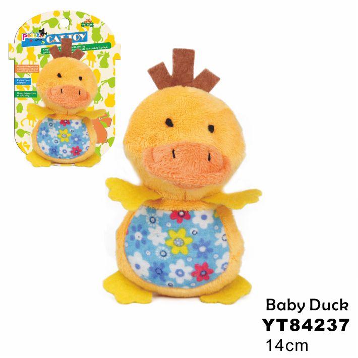 Duck Shape Animal Plush Toy (YT84237)