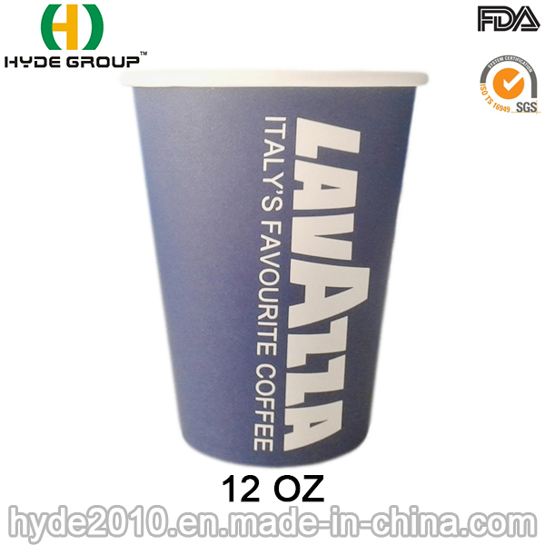 Wholesale Disposable Hot Coffee Paper Cup (12oz-4)