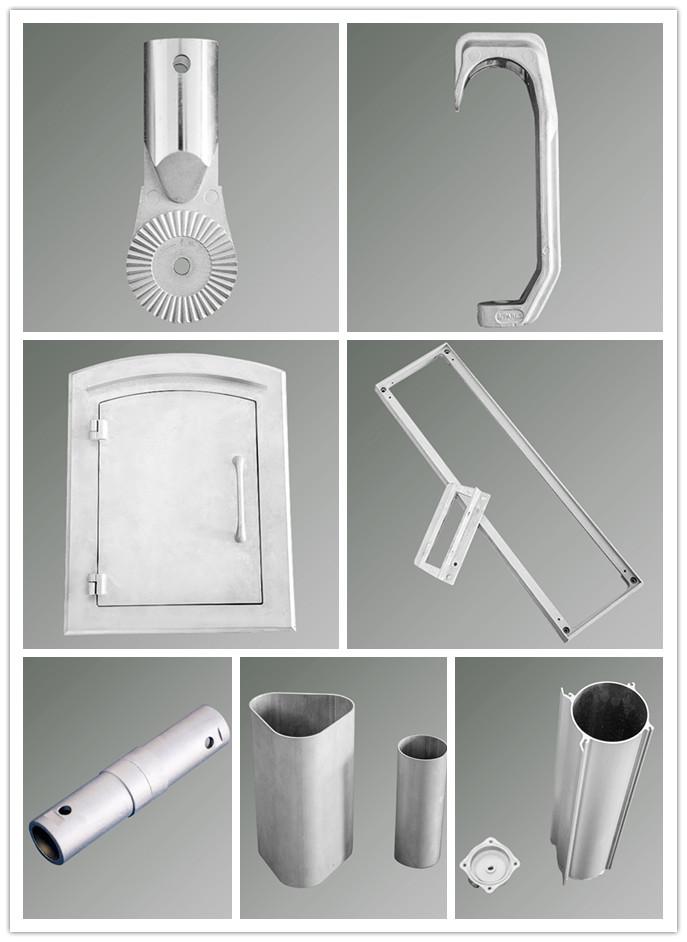 Aluminum Casting Supplier Cast Square Frame for Electro - Optic Modulator