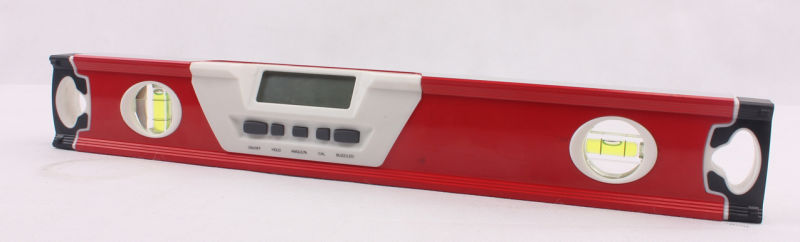 Construction and Decoration Professional Digital Level (701101 -450mm- Red)