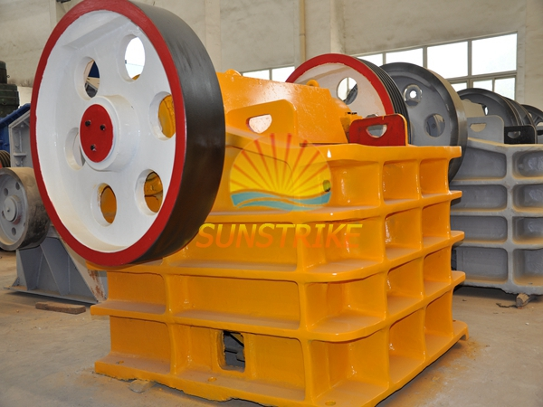 Sand production Line and Mining Crusher and Stone Jaw Crusher