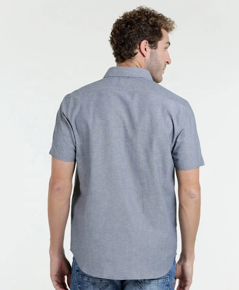 short sleeve causal man shirt