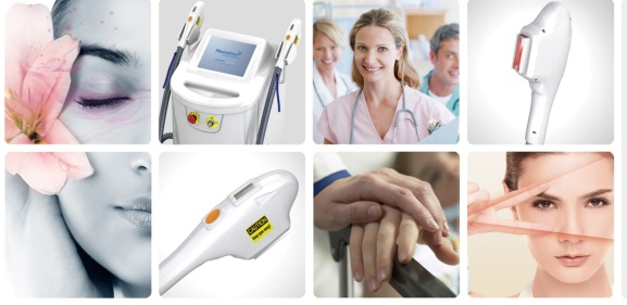 IPL Shr Nyc-3 for Hair Removal and Skin Rejuvenation