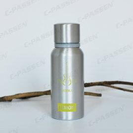 1L Luxury Aluminum Bottle for Whisky Brandy Vodka Packaging