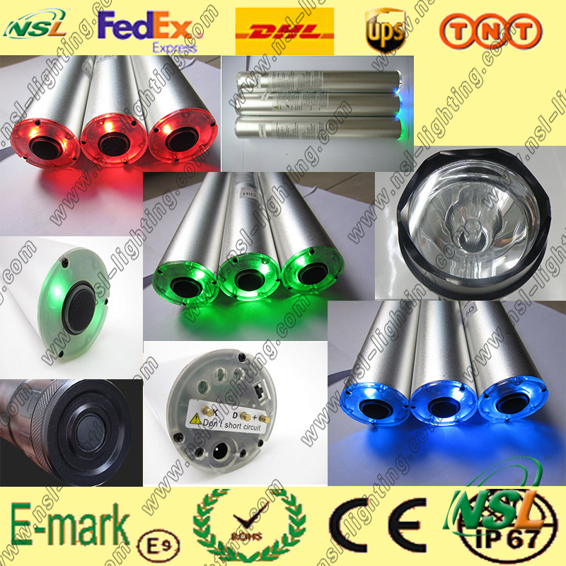 24W HID Search/Flash Light, HID Search Light, HID Flash Light