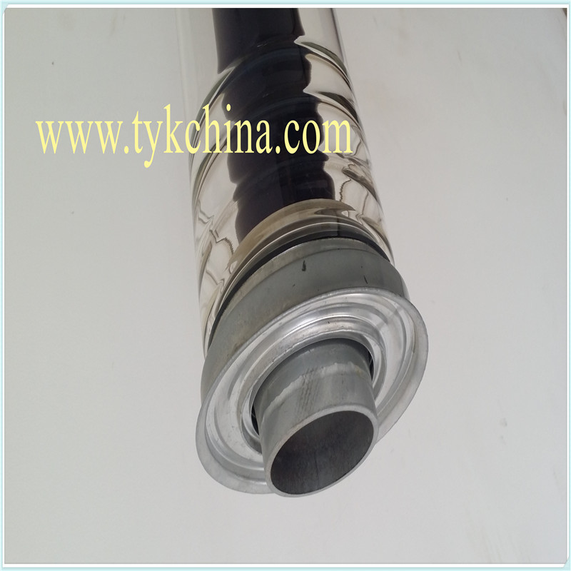 Both Sides Open Solar Power System Tube Solar Concentrated Tube (Csp)