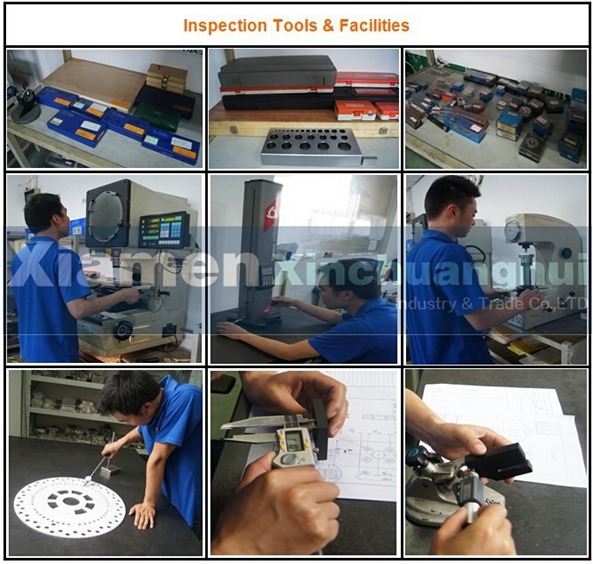 Precision Casting Part Machining Casting by Material Metal/Aluminum/Brass/Bronze