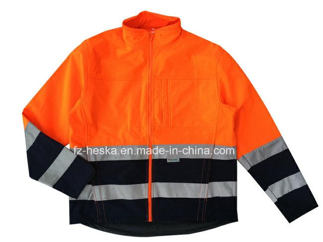 Reflective Working Certification En20471 Jacket