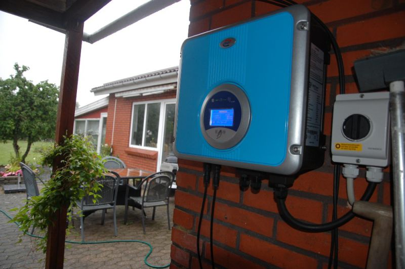Grid-on Solar Inverter, Solar Power, DC to AC Inverter 4.2kw