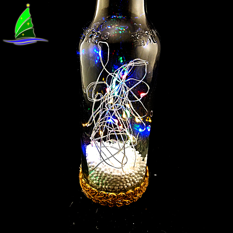 Bedroom Decoration Bottle Lights
