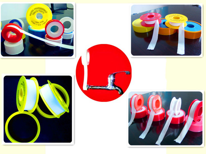 100% High Demand of PTFE Tape, Teflon Tape