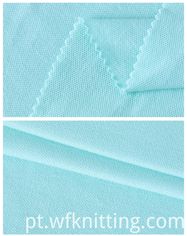 High Qualitty 100% Cotton Pique Fabric