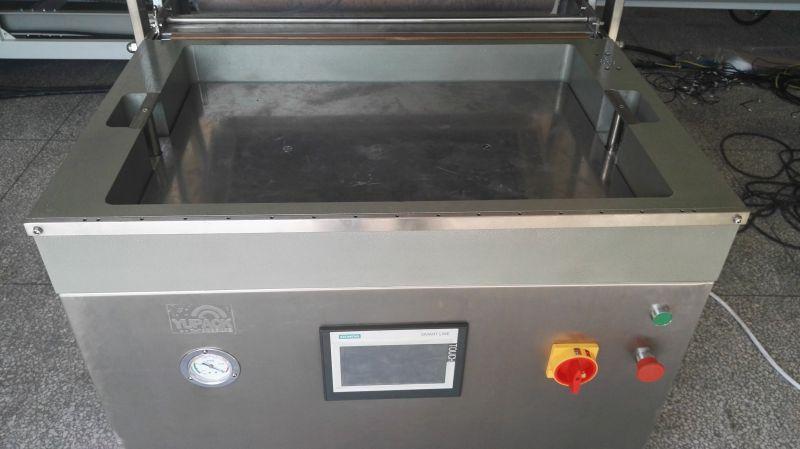 Yupack Dzt7050 Tray Sealer Vacuum Packing Machine for Food