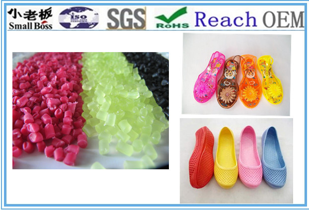 PVC Granules for Rainboot