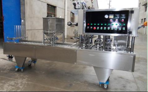 4000-5000cph Cup Water Filling Sealing Machine
