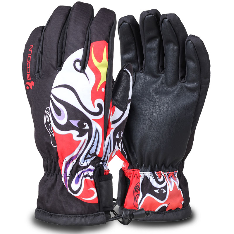 Outdoor Waterproof Snowboard Ski Gloves