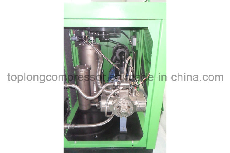 Oil Free Kaeser Bsd 72 T Rotary Screw Compressor