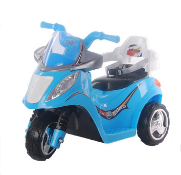 Three Wheels Baby Electric Rid on Car, Battery Kids Motorcycle Electric Tricycle