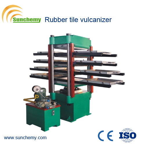 Top Qualified Rubber Tile Vulcanizer