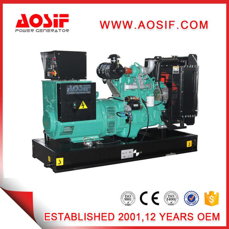 Power Diesel Generator Open Types of Electrical Power Generator