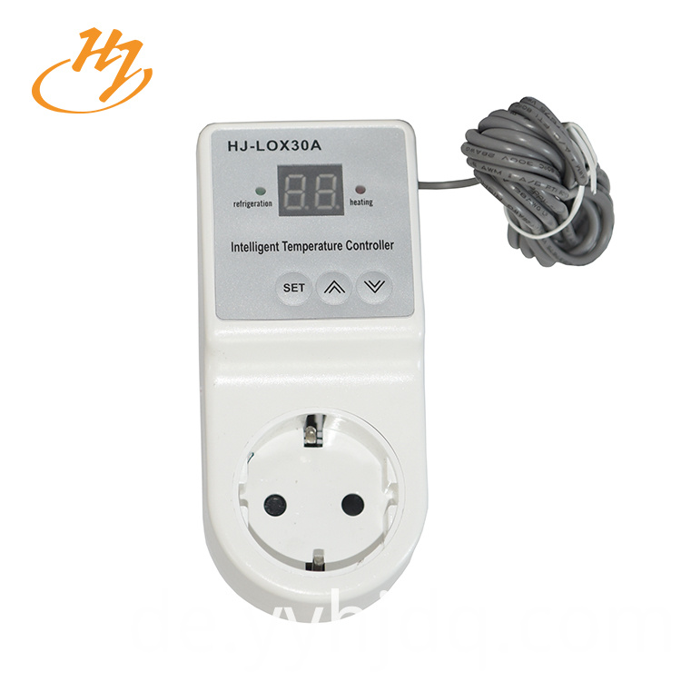 EU Type 6600W-30A Programmable Temperature Controller