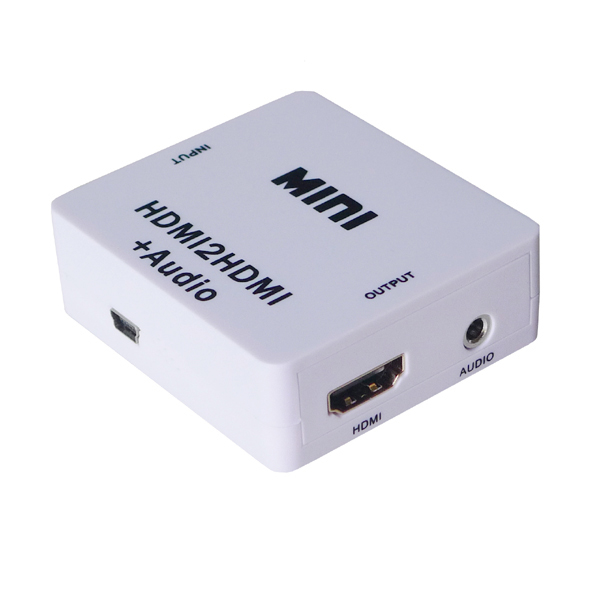 HDMI to HDMI+Audio Converter (CE, RoHS, FCC Approved, YLC-M612)