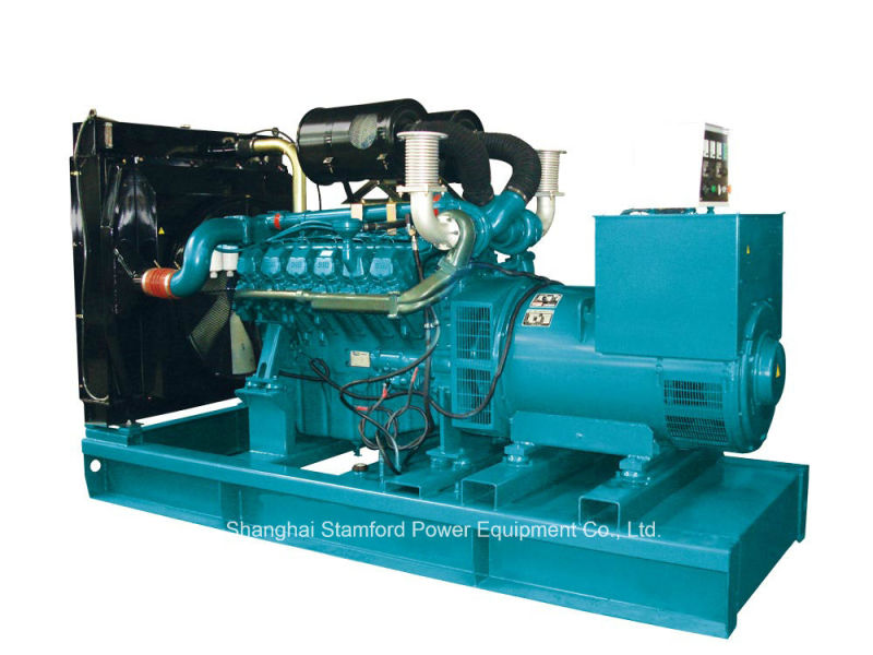 Diesel Engine for Generators and Other Stationary Applications (4135AD 6135AZD 6135BZLD 6135BZLD-1)