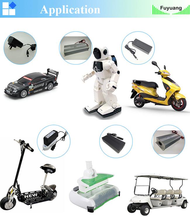UL Certified Robot Vehicle Lead Acid Battery Charger 29.2V