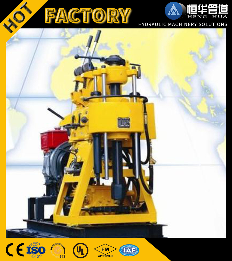 Suitable for Middle and Deep Hole Water Drilling Rig