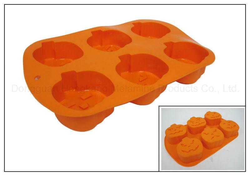 Elephant Shaped Silicone Bakeware (RS07)