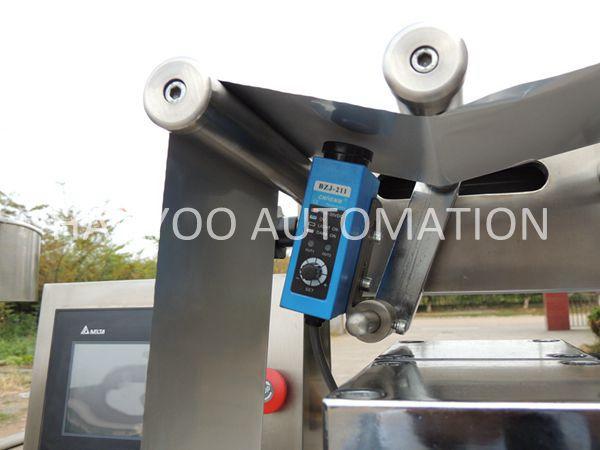 Dpp-250e Automatic Softgel Usage Alu Alu/Alu PVC Blister Packaging Machine