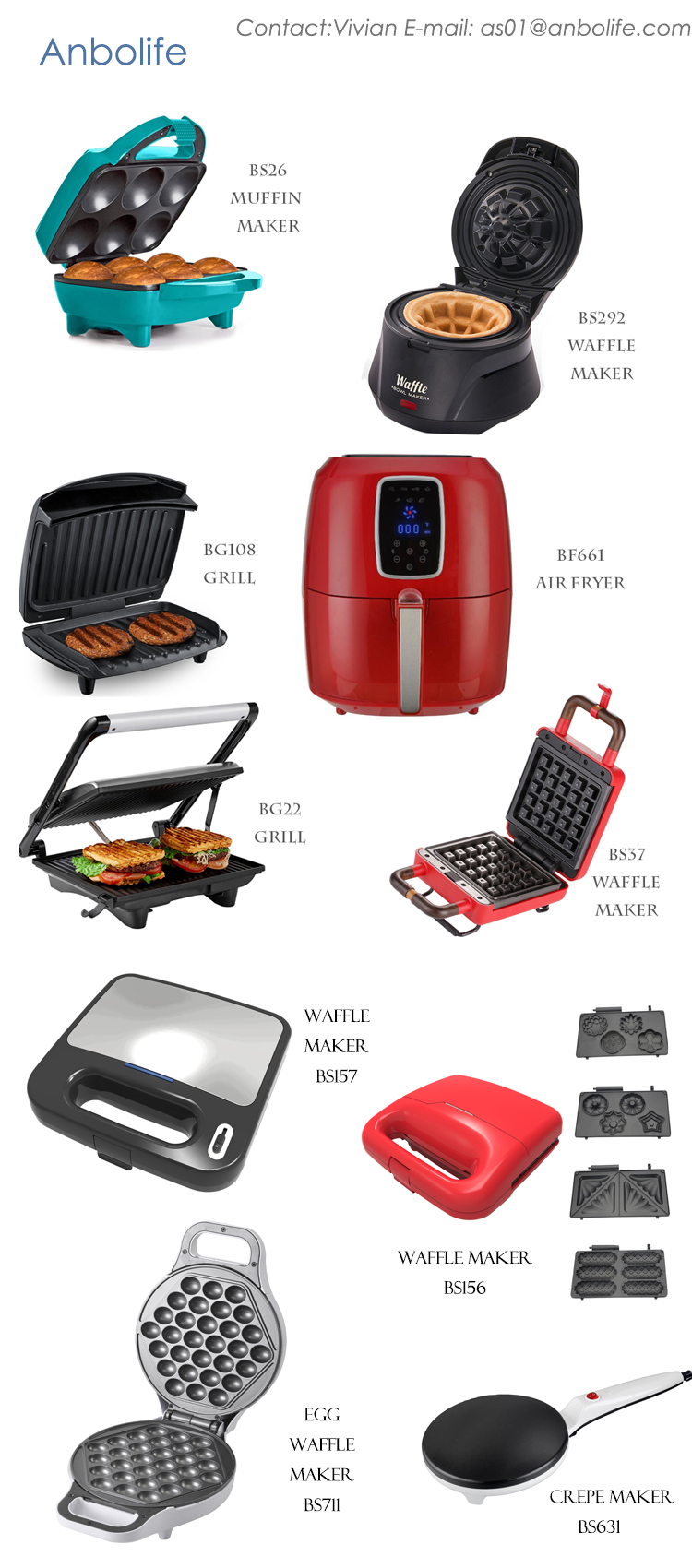 Mechanical Air Fryer