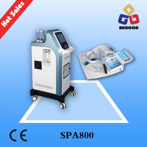 Hydrofacial Skin Rejuvanation Dermabrasion System /Water Oxygen Jet Peeling Beauty Machine