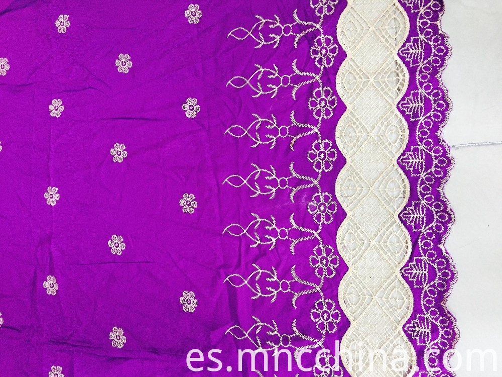 Lace Emboriery Fabric