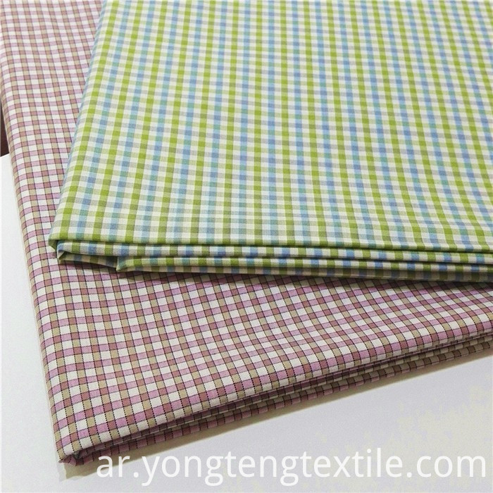 breathable yarn dyed woven bamboo shirt fabric
