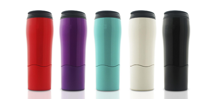 Mighty Mug, Never Spill Again Plastic Travel Mug