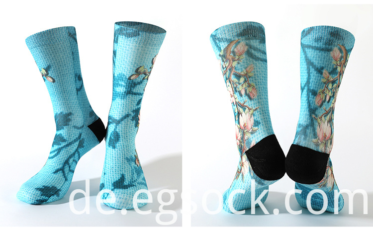 Sublimation Fashion Socks