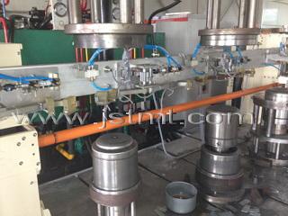 4-Cloumn Double Action Hydraulic Press Machine