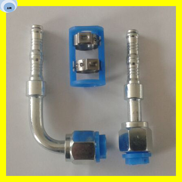 A/C Fitting Beadlock O Ring R-134 Service Port Fitting