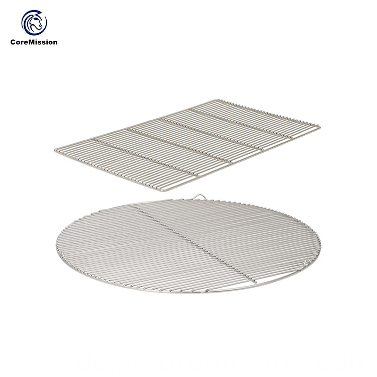 High Quality Stainless Steel Outdoor Barbecue Grill Mesh