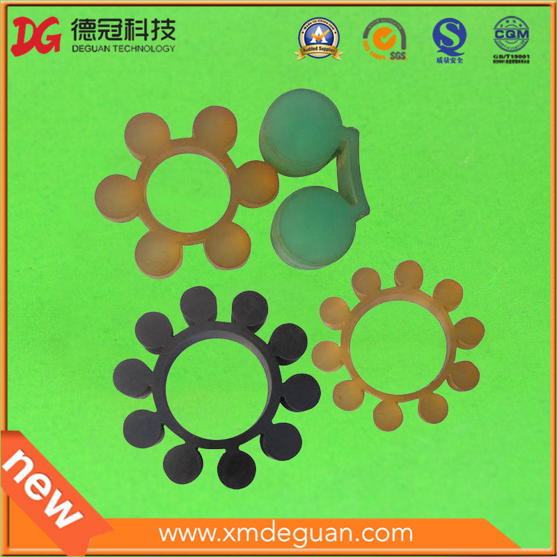 Professional Manufactory Plastic Injection Rubber Mould Acceptable Customized