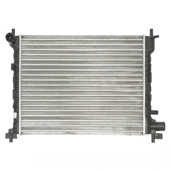 ford car making radiators