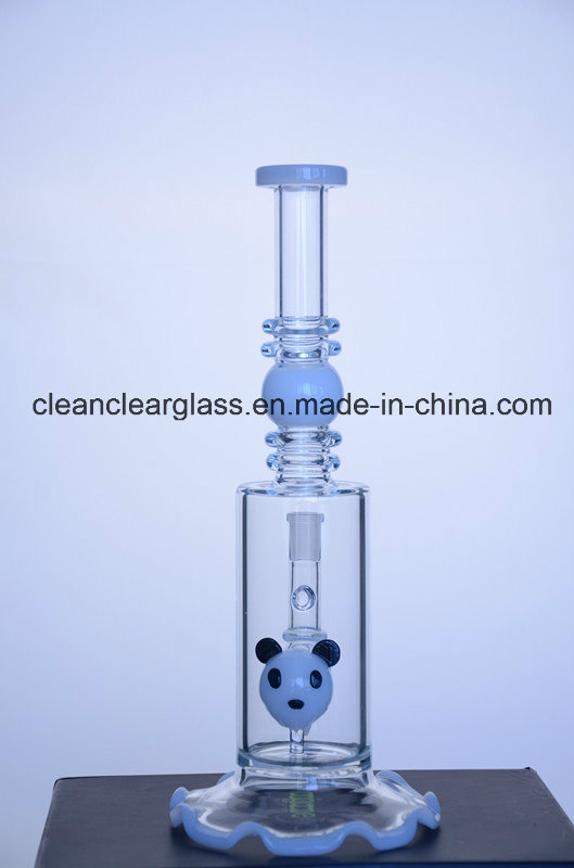 New Design Glass Water Pipe Smoking Pipe From Ccg
