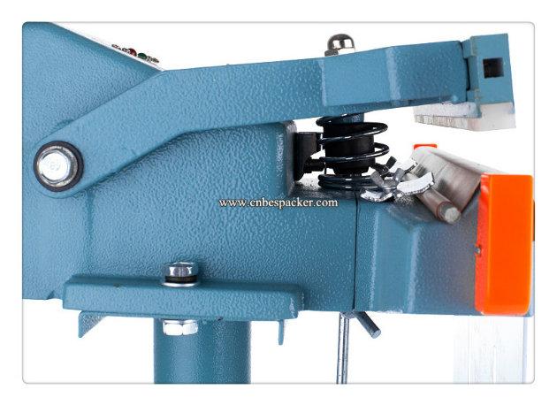 Foot Plastic Bag Rice Bag Sealing Machine
