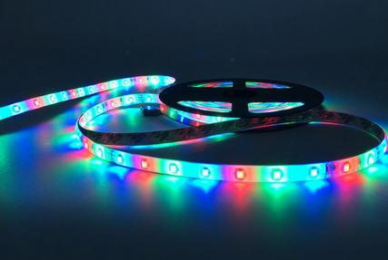 3528 60LED/M 12V Non-Waterproof White LED Flexible Strip